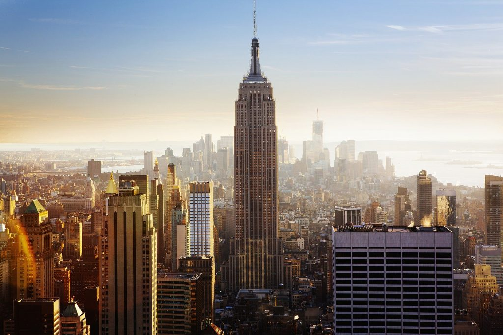 Emipie State Building, New York, Manhattan,