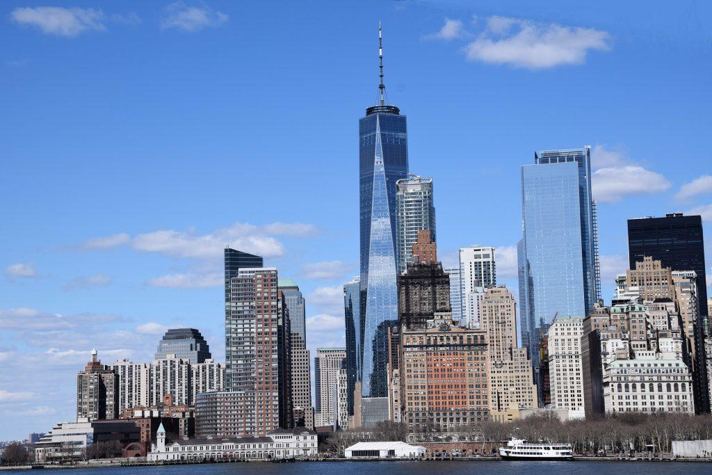 One World Trade Center (New York, New York)