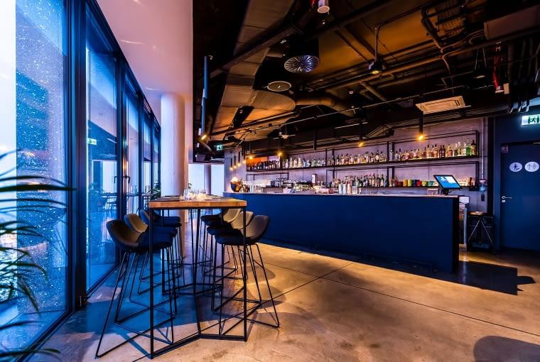 Bar Mus w Poznaniu. Proj. Easst architects