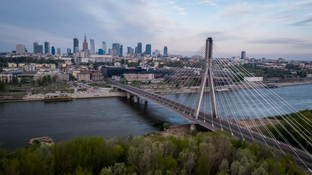 Warszawa - skyline