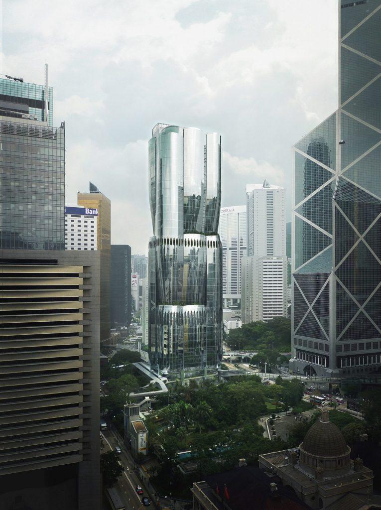 Zaha Hadid Architects - wieżowiec