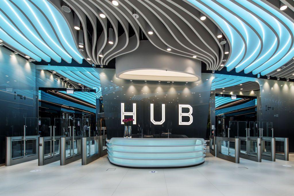 The Warsaw Hub - OmniOffice