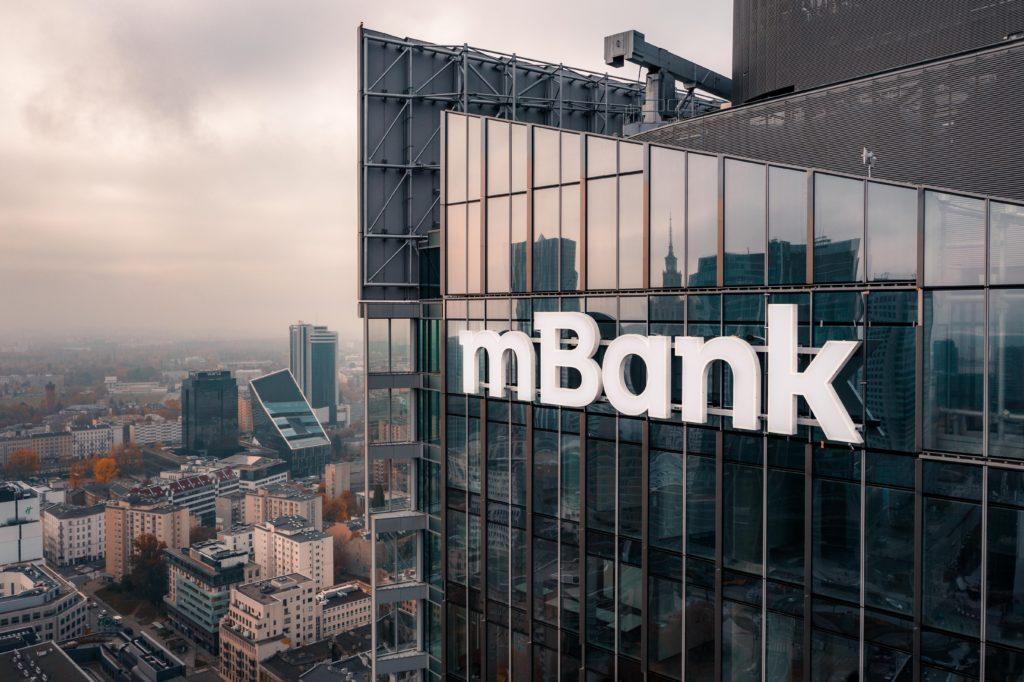 mBank w Mennica Legacy Tower