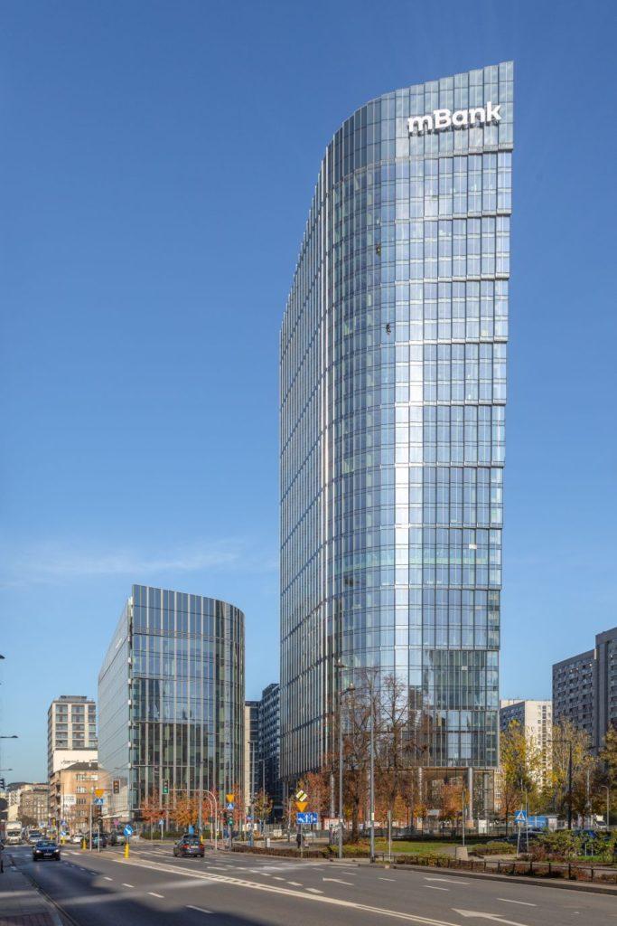 Wieżowiec Mennica Legacy Tower