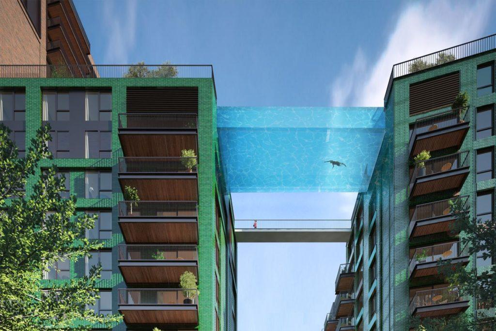 Sky Pool - Londyn