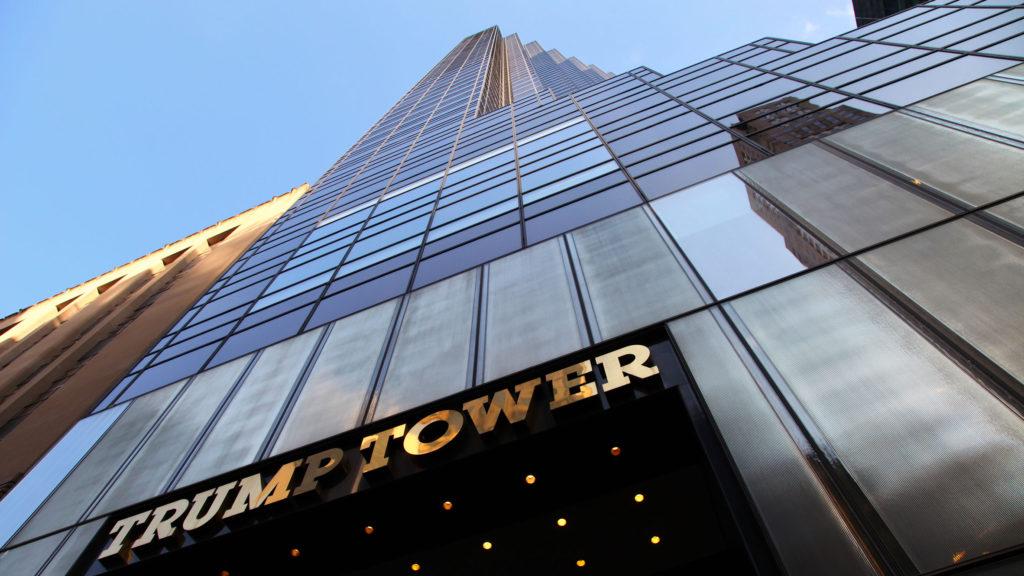 Trump Tower w Nowym Jorku