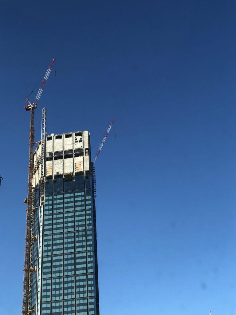 Iglica na Varso Tower