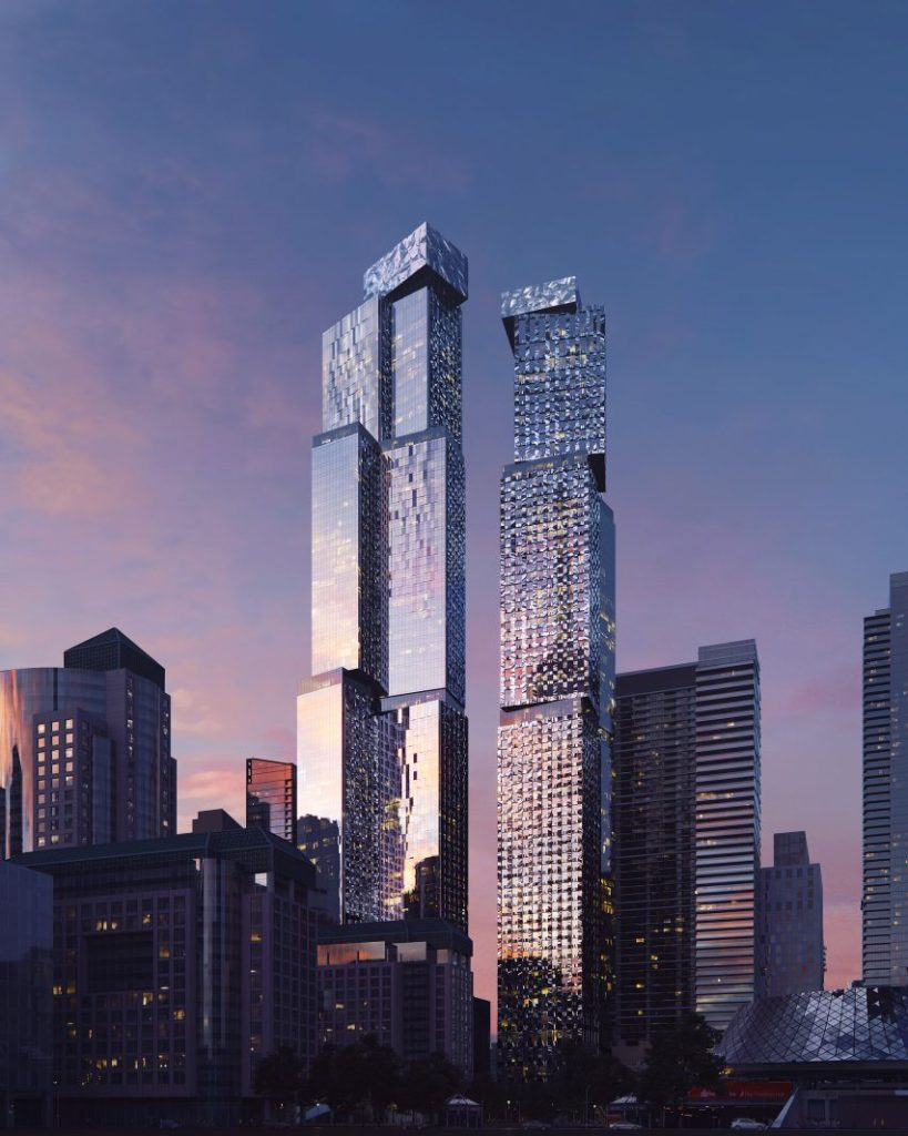 Gehry Projekt, Toronto
