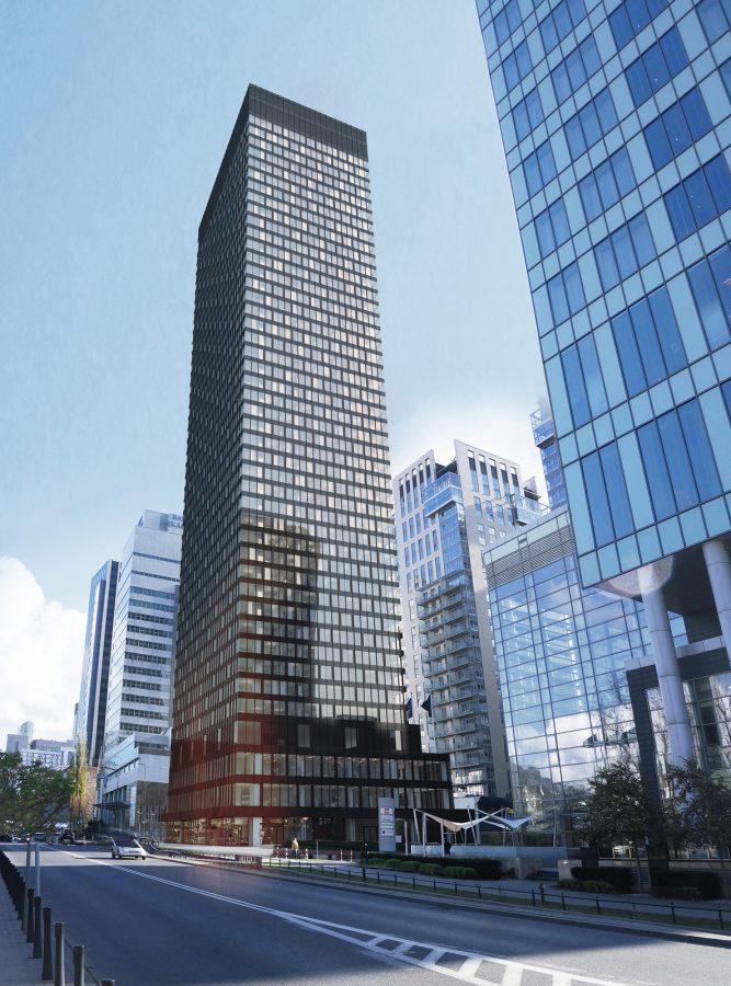 Skyreach, nowy wieżowiec w Warszawie?