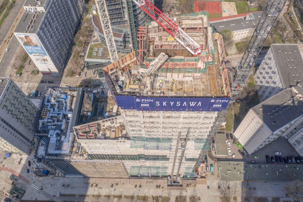 SkySAWA ma 100 metrów