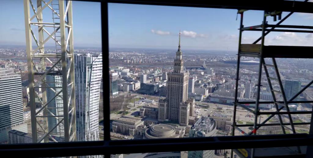 Wieżowce.pl na Varso Tower