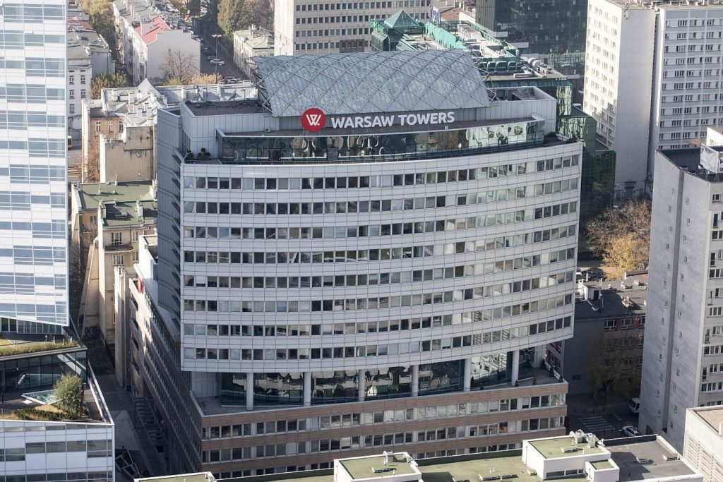 PGE Systemy w Warsaw Towers
