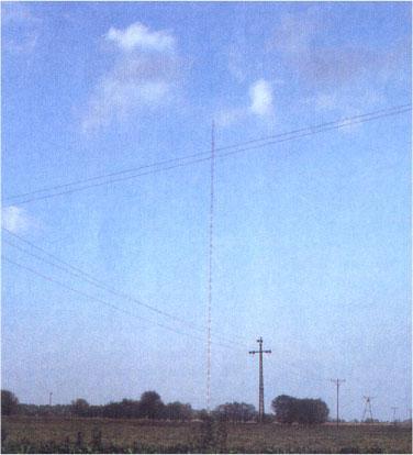 Maszt w 1989 roku