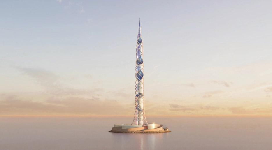 Łachta Centr II, planowany najwyższy wieżowiec