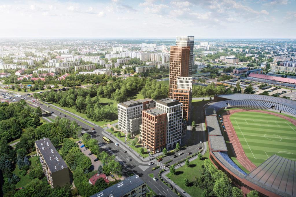 Rzeszów, Resovia Residence